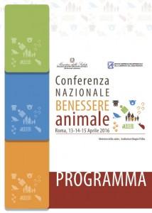 Programma_Conferenza nazionale benessere animale
