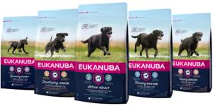Eukanuba pet food