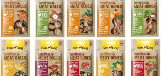 Gimdog snack per cani