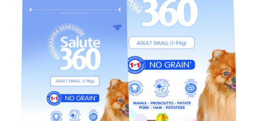 Pet food no grain cani mini
