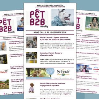 Pet B2B Weekly Anmvi Arcaplanet