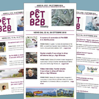 Pet B2B Weekly Hunter International Agri Brianza