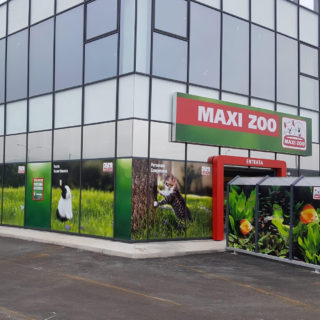 Maxi Zoo pet shop Cornuda