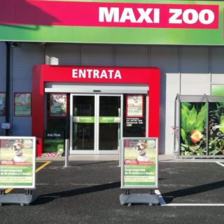 Maxi Zoo pet shop Albenga