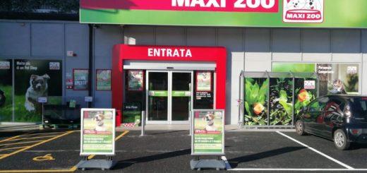 Maxi Zoo pet shop Albenga