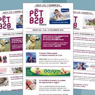 Pet B2B Weekly Gruppo VéGé