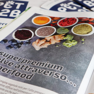 Pet B2B pet food superfood