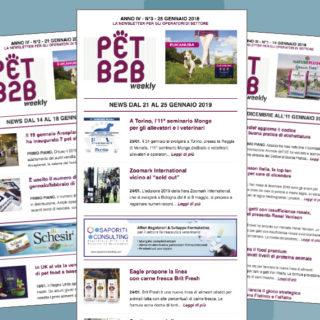 Pet B2B Weekly Monge
