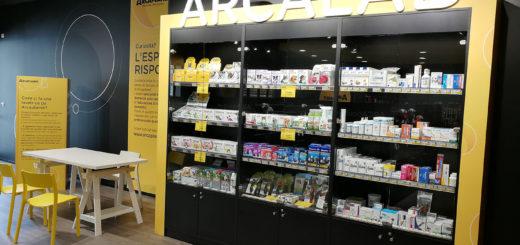 Arcaplanet pet shop Foggia
