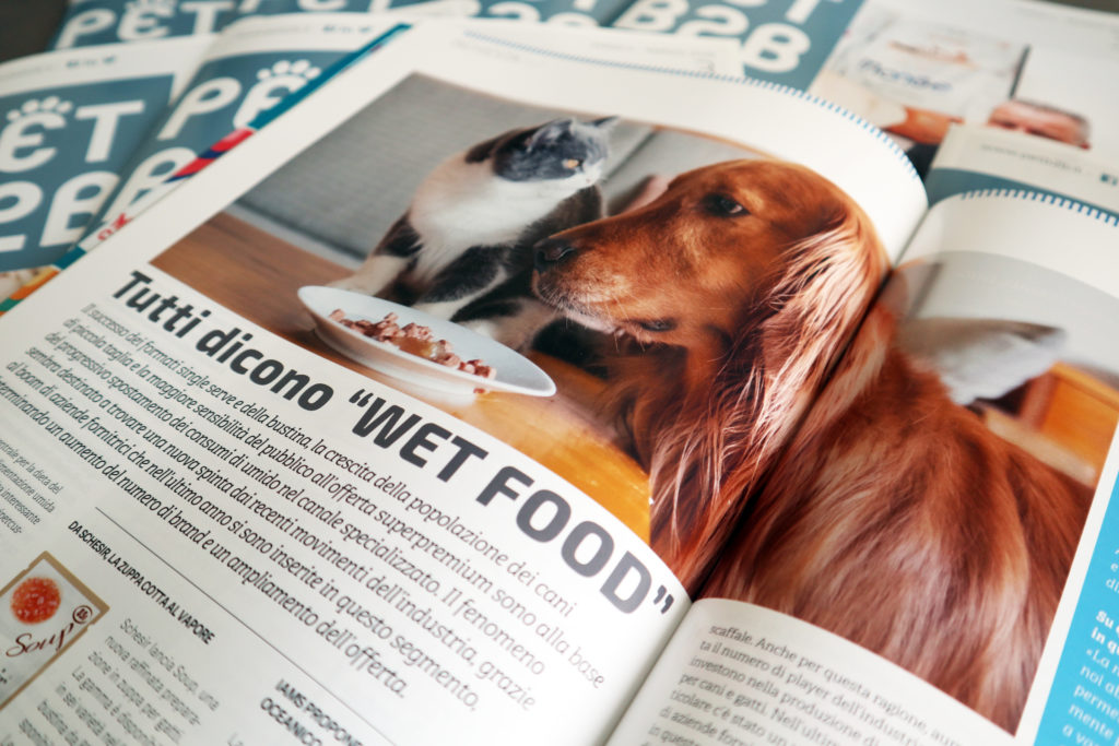 Pet B2B wet food