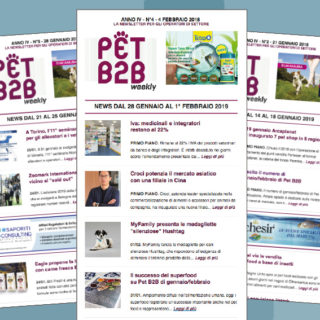 Pet B2B Weekly iva prodotti veterinari da banco