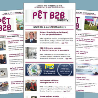 Pet B2B Weekly Agras Pet Foods