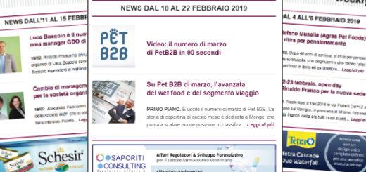 Pet B2B Weekly Pet B2B marzo