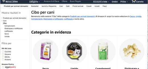 Amazon pet care