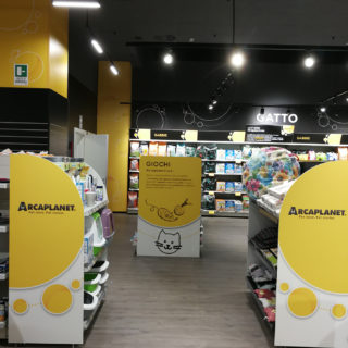 Arcaplanet pet shop Avigliana