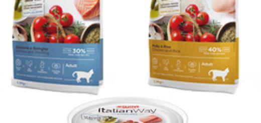 ItalianWay alimenti per gatti