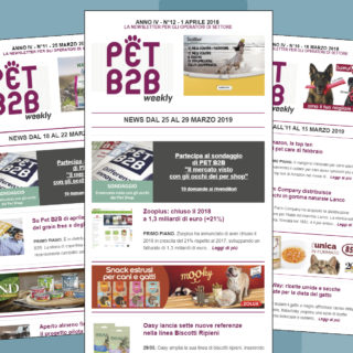 Pet B2B Weekly pet shop