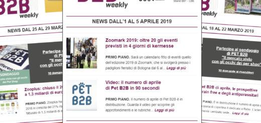 Pet B2B Weekly Zoomark
