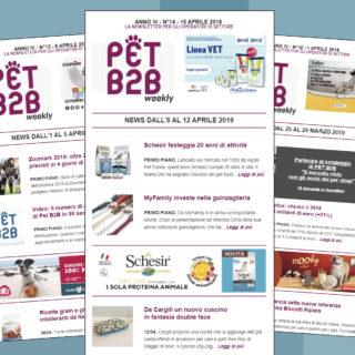 Pet B2B Weekly Schesir