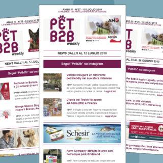 Pet B2B Weekly Viridea
