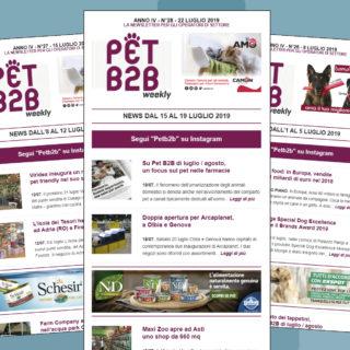 Pet B2B Weekly Arcaplanet
