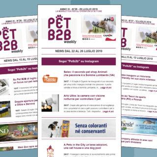Pet B2B Weekly Selex