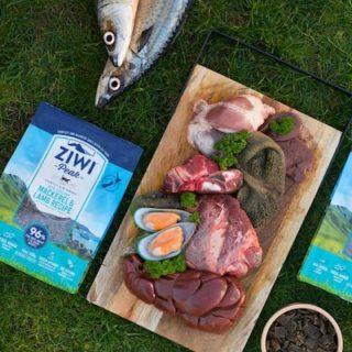 ZiwiPeak air dired pet food