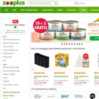 zooplus vendite