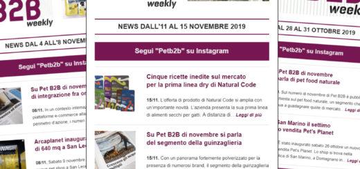 Pet B2B Weekly Natural Code