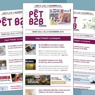 pet b2b weekly