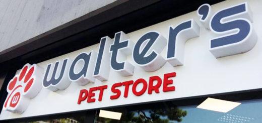 Joe Zampetti Walter's Pet Store