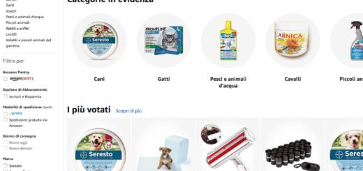 Amazon top ten pet