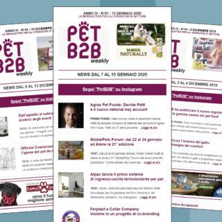 Pet B2B Weekly Agras