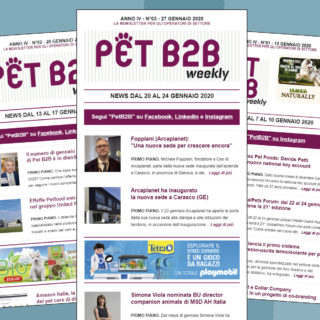 Pet B2B Weekly Foppiani