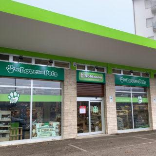 Robinson Pet Shop Ravenna