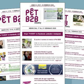 Pet B2B Weekly Canagan