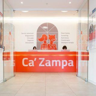 Ca' Zampa trasporto gratuito