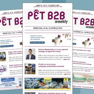 Pet B2B Weekly Simone Mezzanotte