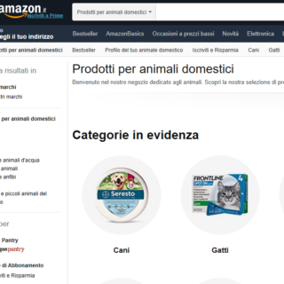 Amazon top ten pet aprile