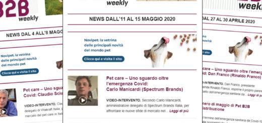 Pet B2B Weekly Carlo Manicardi