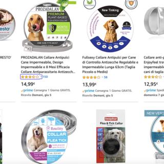 Amazon pet care maggio