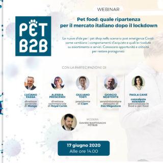 Pet B2B Webina