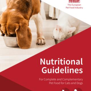 Fediaf linee guida nutrizionali 2020