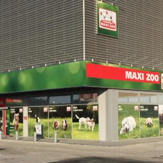 Maxi Zoo aperture 2020
