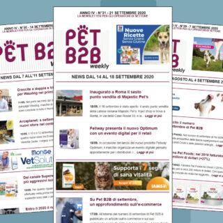 Pet B2B Weekly Majestic Pet's