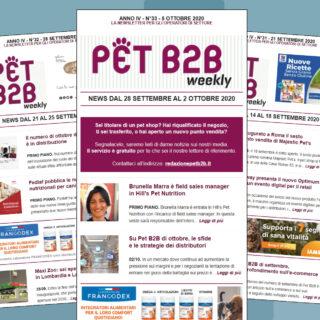 Pet B2B Weekly Marra