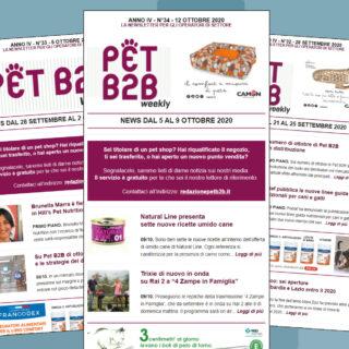 Pet B2B Weekly Natural Line
