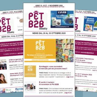 Pet B2B Weekly Sondaggio