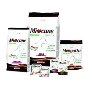 Morando Miocane Miogatto ricette sensitive