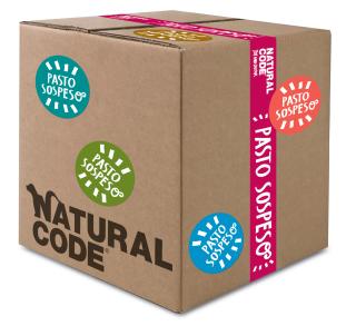 Natural Code Pasto sospeso
